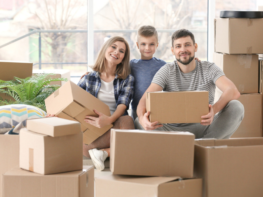 Stop Stressing Over Your Big Move